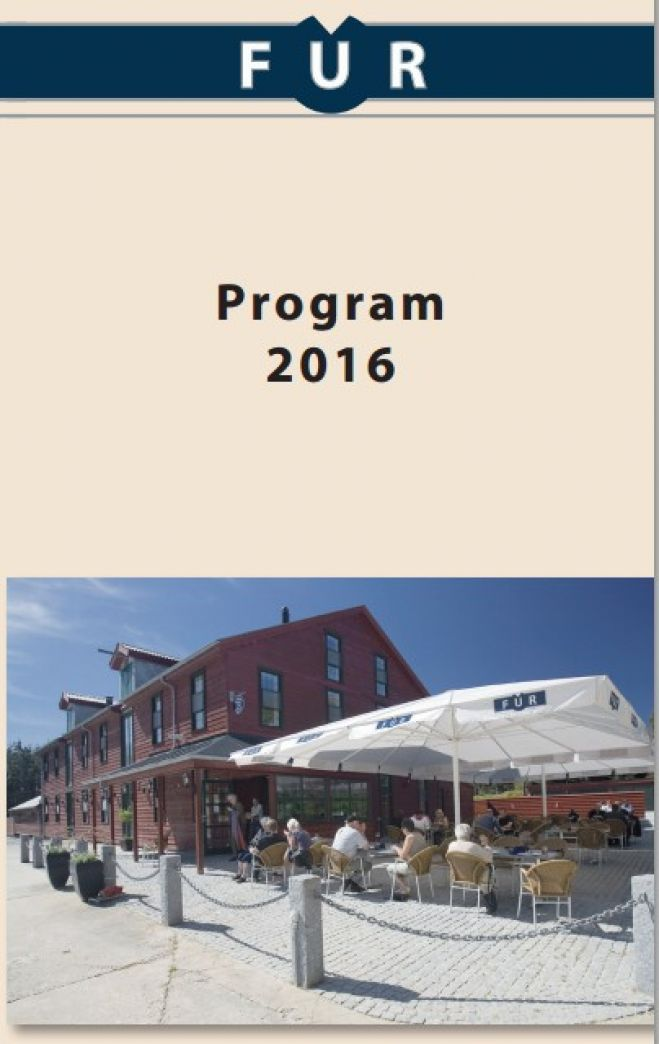 Fur Bryghus program 2016